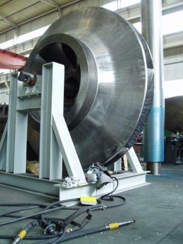9 Reparirani rotor
