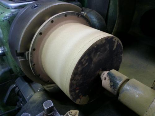 Metalizacija hidrauličnog cilindra aluminijskom broncom